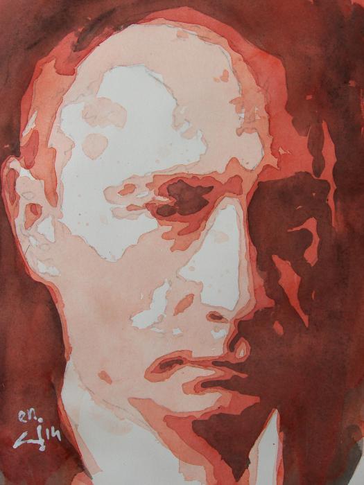 Vladimir Putin by ci-fij